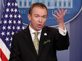 White House slams Democrats, preps for shutdown