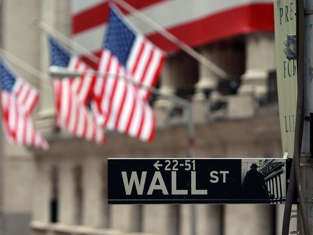 United States stocks close with solid gains after volatile session
