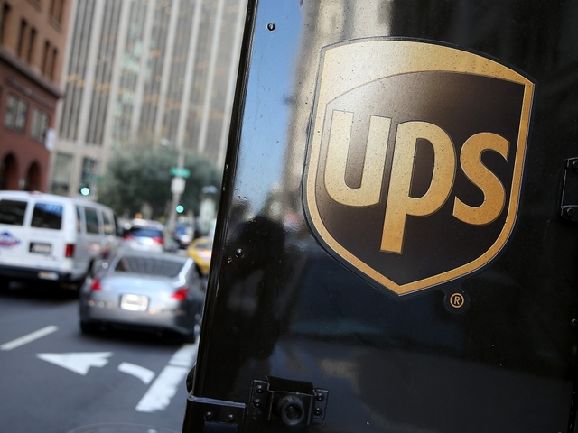 UPS upgraded by Deutsche Bank, sees 15% stock return in next year