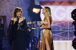 WATCH: Kelsea Ballerini performs with Reba