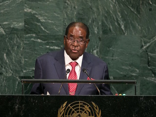 Zimbabwe in turmoil after apparent military coup