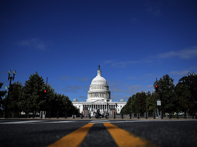Congress is punting on the government shutdown deadline