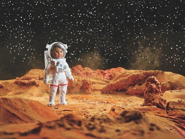 NASA, American Girl Create Aspiring Astronaut Doll