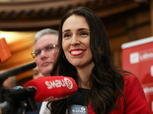 New Zealand Prime Minister Jacinda Ardern is pregnant with her first baby