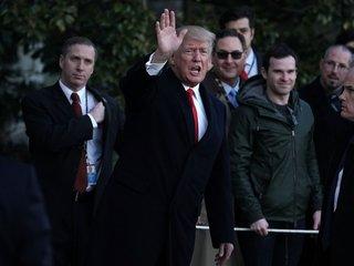 Trump reportedly postpones trip to Florida