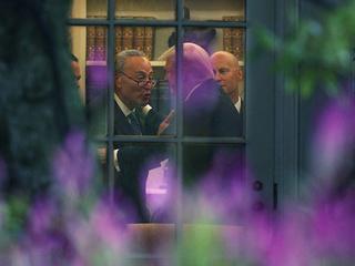 Trump, Schumer were close to a deal