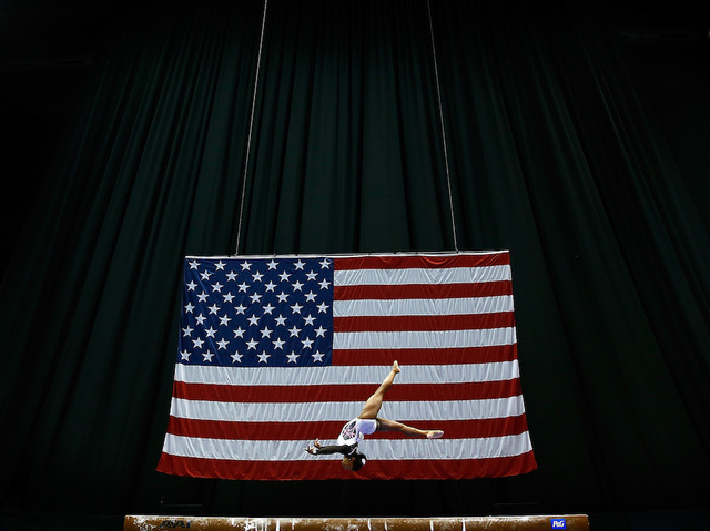 USA Gymnastics Board resigns in wake of abuse scandal