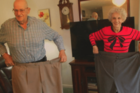 Couple inspired each other to lose 400 pounds