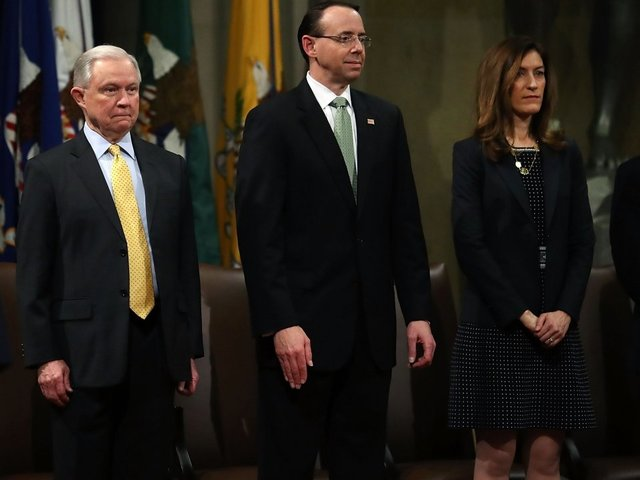 Third-highest ranking Justice Department official is resigning