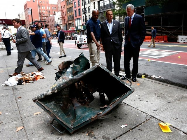 Manhattan Bomber Sentenced to Life in Prison for 2016 Blast Injuring 30