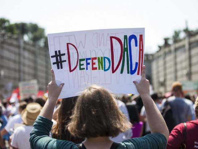 Trump's move to end DACA program blocked by second US judge
