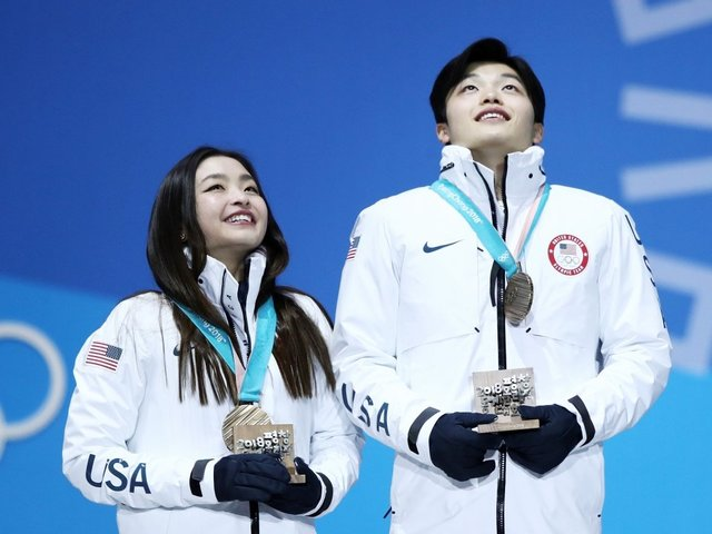 'Skated with our hearts': Virtue and Moir win stunning gold