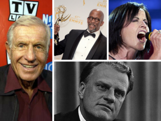 Celebrity deaths in 2018