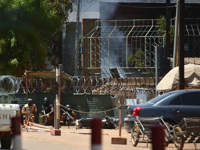 French Embassy In Burkina Faso Says It Is Under Attack