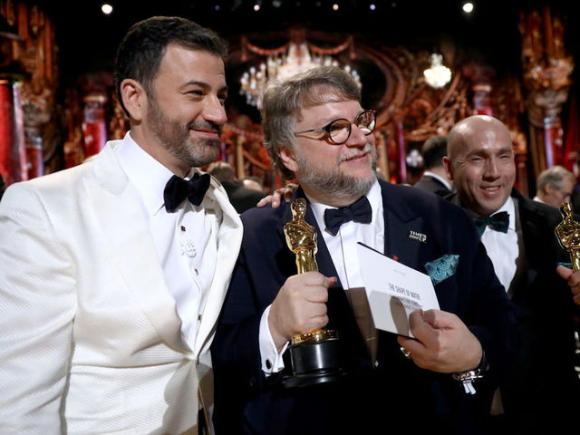 Oscars Ratings Hit Record Low