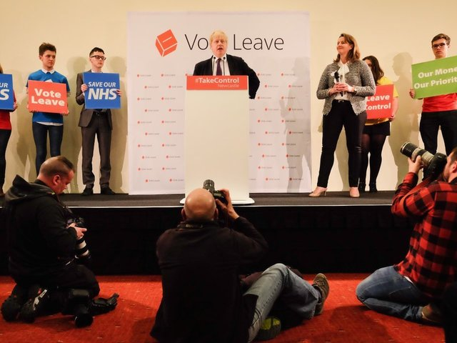 Vote Leave Accused Of 'Cheating' During Brexit Campaign