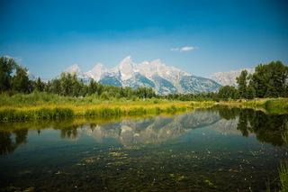 Yellowstone Park sets May visitation record
