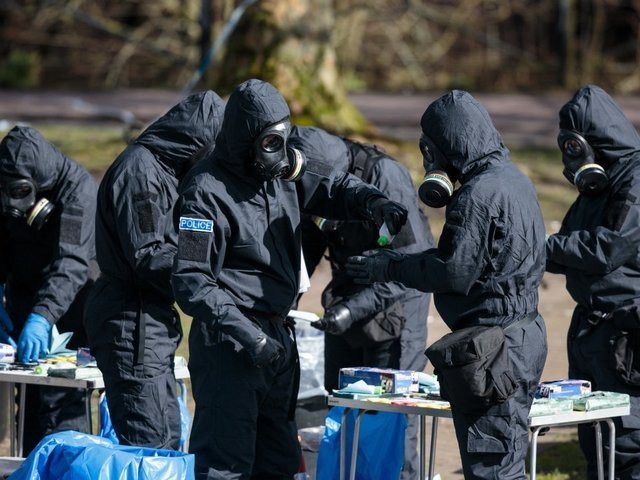 UK backed by international watchdog on Salisbury nerve agent findings