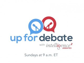 Up for debate: End humanitarian intervention?