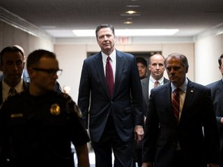James Comey's memos on Trump are out