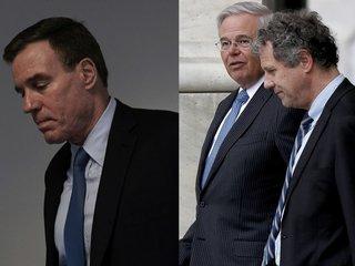 Senators want probe into Russia sanctions