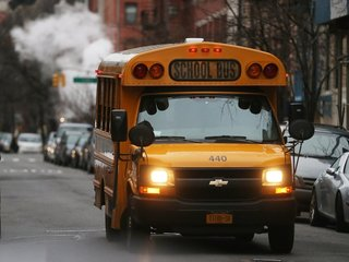 NTSB: All school buses should have seat belts