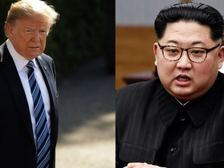 US delegation reportedly in North Korea