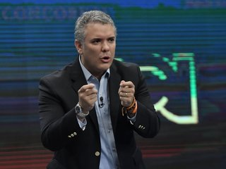 Ivan Duque wins Colombia's presidential election