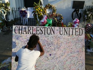 Charleston apologizes for role in US slave trade
