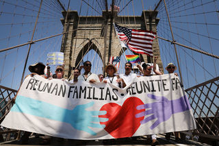 Photos: 'Families Belong Together' protests