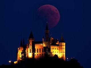Photos: 2018 blood moon lunar eclipse