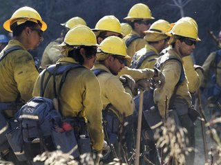 Crews working on 12 new lightning-caused fires