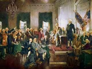 The founding fathers valued civics education