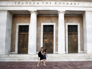 Greece out of bailouts, but trouble still ahead