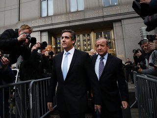 Cohen pleads guilty to multiple charges
