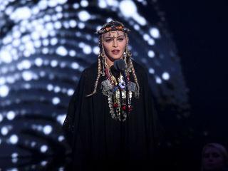 Madonna: VMA speech not an Aretha tribute