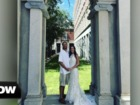 Couple rushes to tie the knot ahead of Hurricane