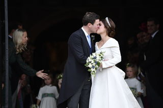 Princess Eugenie marries in royal wedding