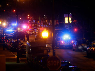 Photos: Gunman opens fire at Chicago hospital